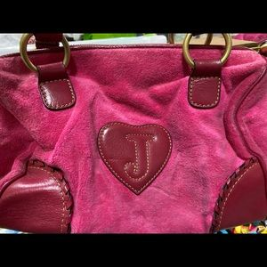 Juicy Couture Bags - Juicy Couture Pink Purse